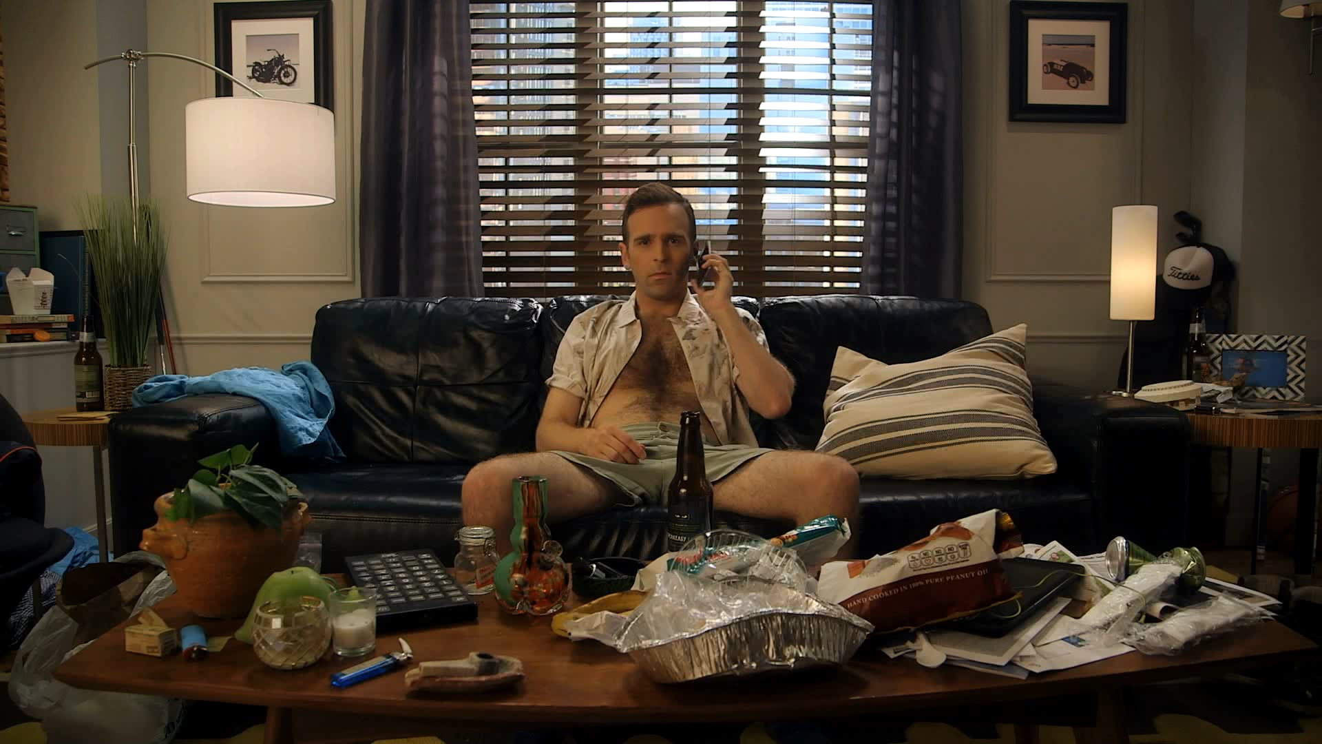 Comedy Central Promo Hitman: Agent 47 v1