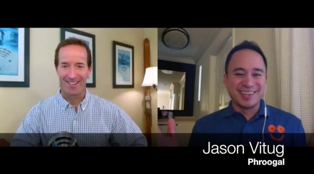 Lessons learned on the 'Road to Financial Wellness' with Phroogal's Jason Vitug