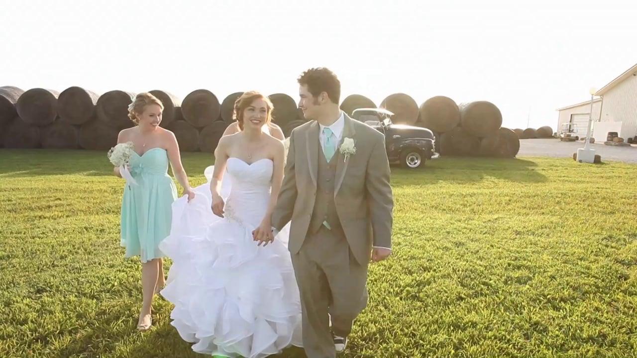 Skyler and Jessica Kansas City Highlight by Milestonepro.com