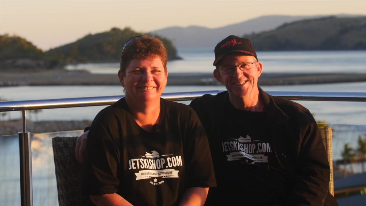 Jetskishop Interview with The grays