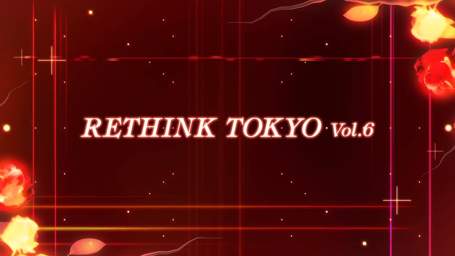 RETHINK TOKYO Vol.6 -Time to get Funky-