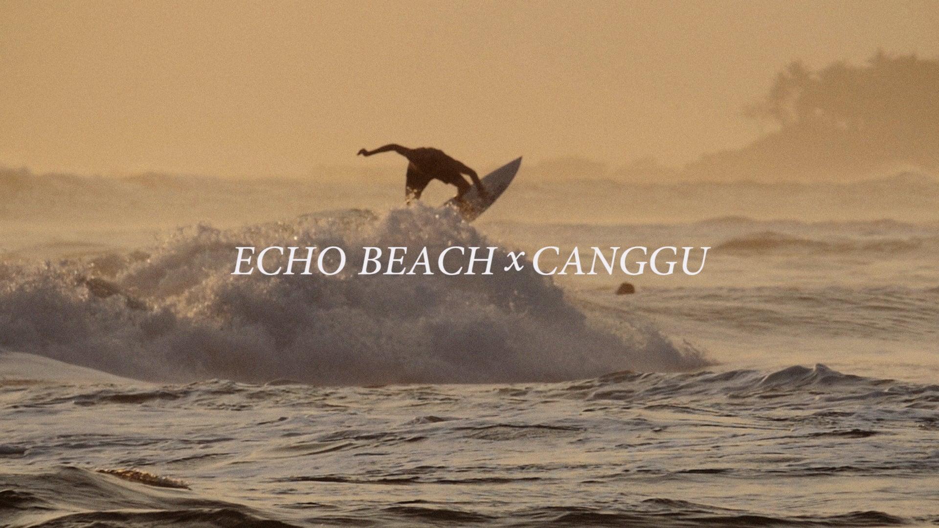 Echo Beach / CANGGU