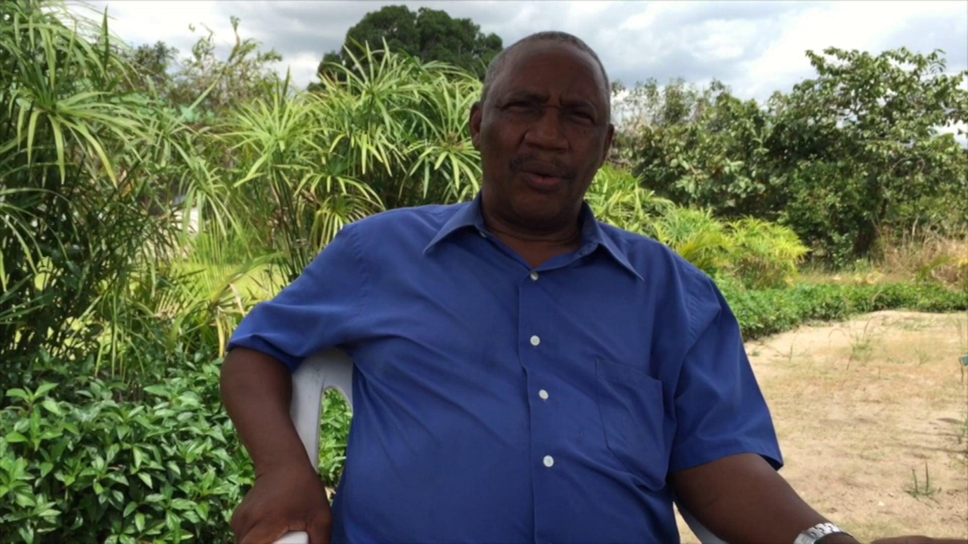 Interview with Jesse Kitundu, MD