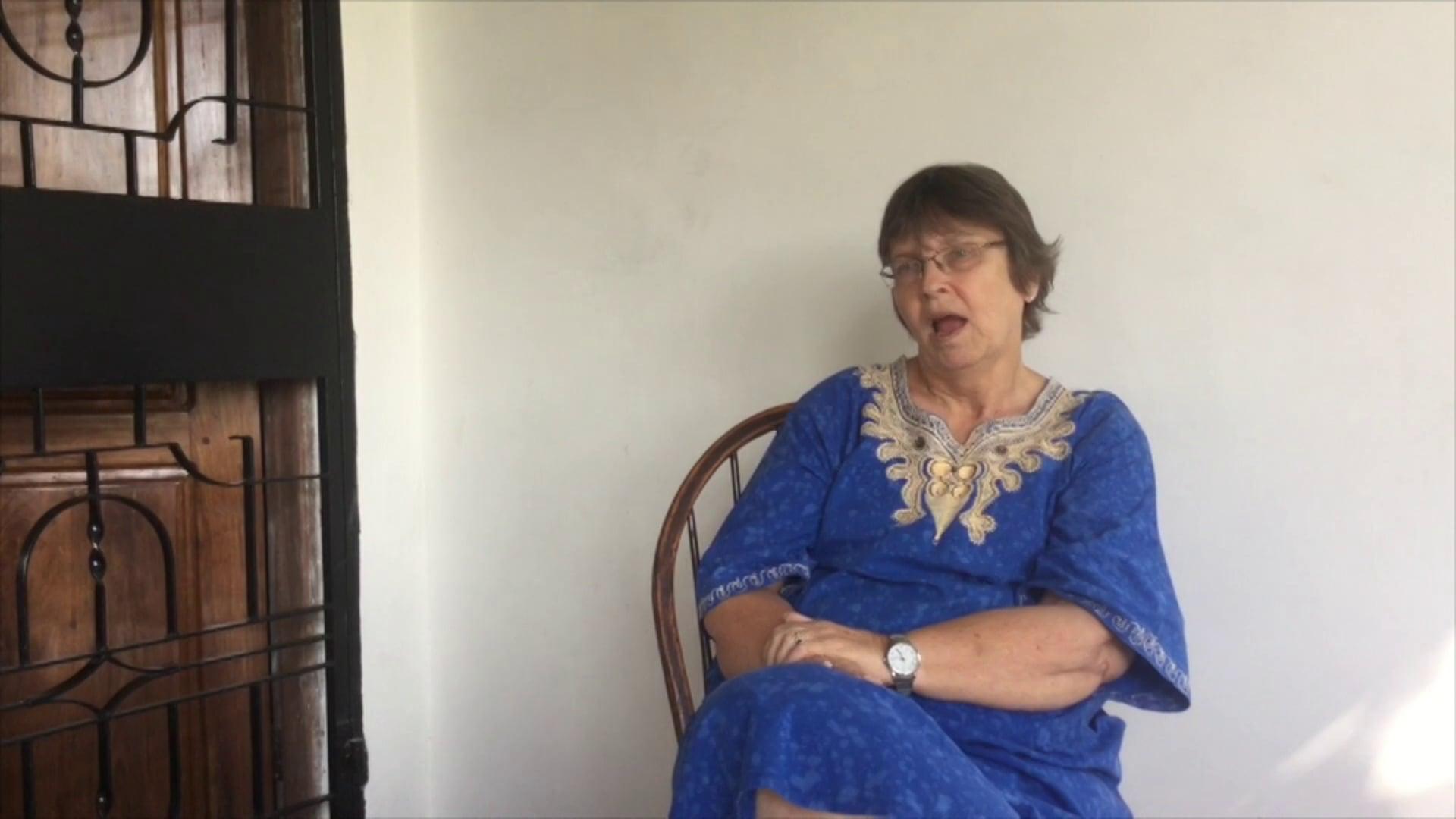 Interview with Mary Ellen Kitundu