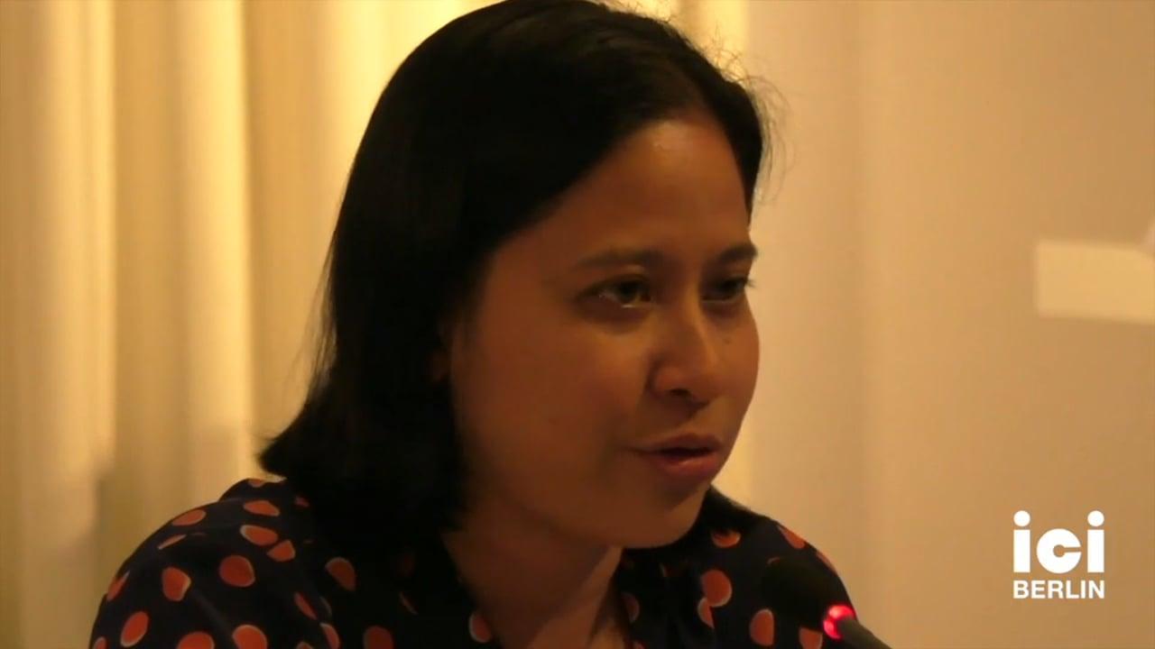 Talk by Preciosa Regina de Joya [Part 2, 4]