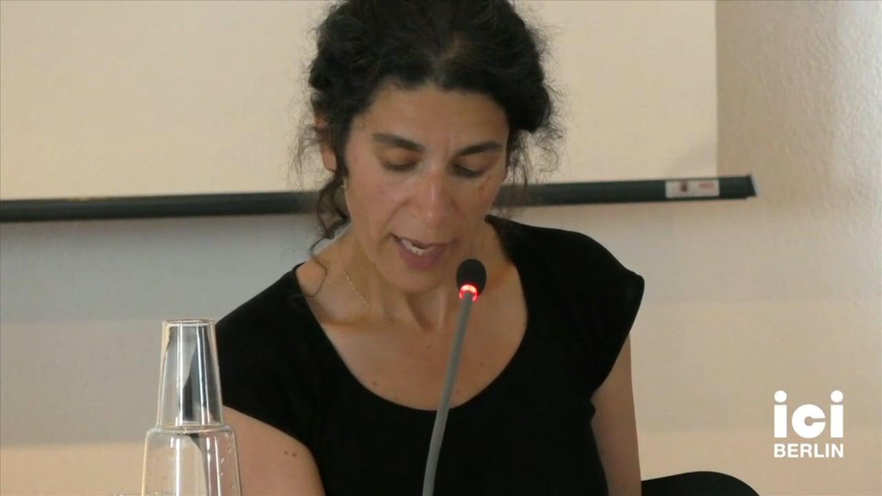 Talk by Maria José De Abreu [Part 3, 6]