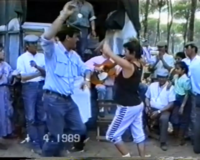QTV C-024 PGM-025 Peregrinación Rocío 1989