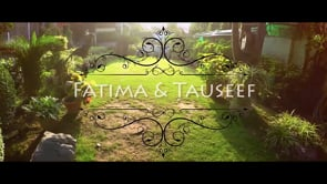 Fatima & Tauseef | Cinematic Nikah Storyboard by IRIS