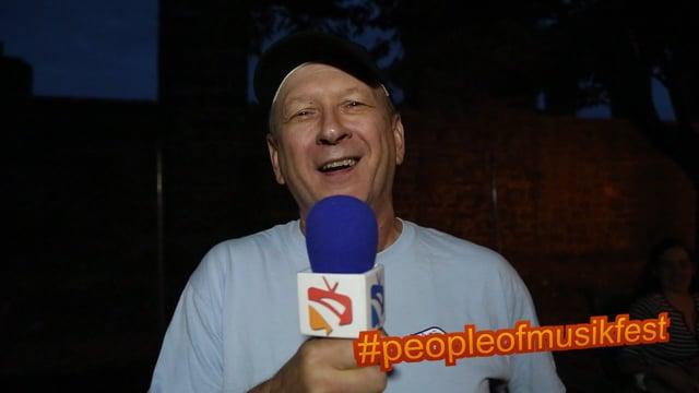 #peopleofmusikfest - #humanfund #hellonewman