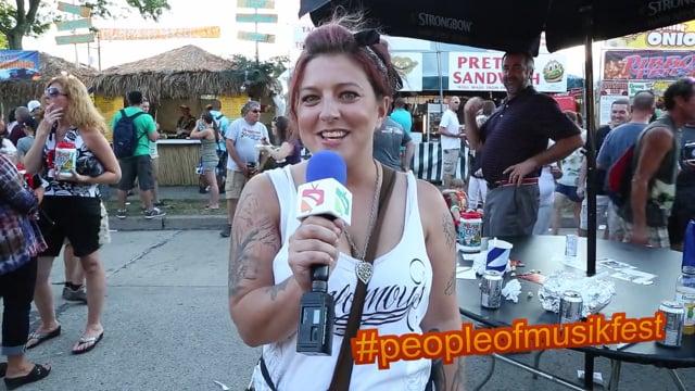 #peopleofmusikfest - #dogsarenotallowed #sssshhhhhh!