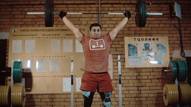 Sport profile - Арго Даниелян