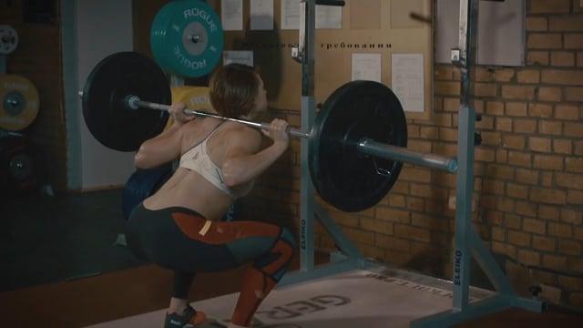 Sport profile - Анна Казьмина