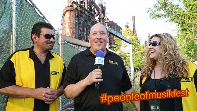 #peopleofmusikfest - #catcountry96 #beccalynn #sammalone #jerrypadden