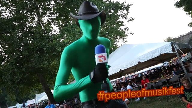 #peopleofmusikfest - #greenman