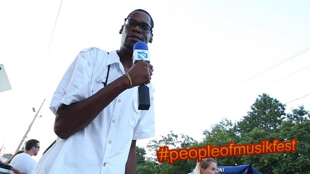 #peopleofmusikfest - #tallmandancinginthepolkatent