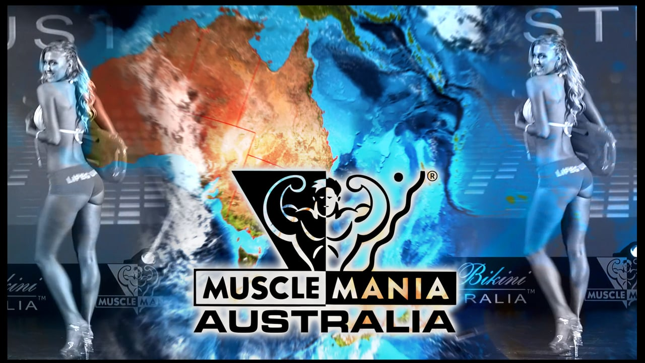 2015 Musclemania Australia On the Gold Coast