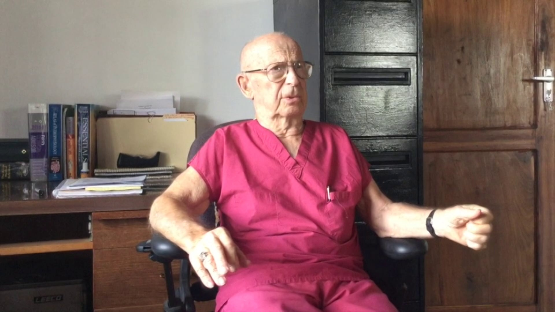 Interview with Dennis Lofstrom, MD