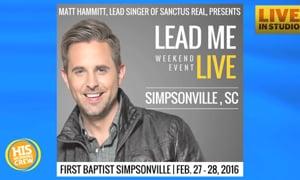 Matt Hammitt Shares His Heart for Families