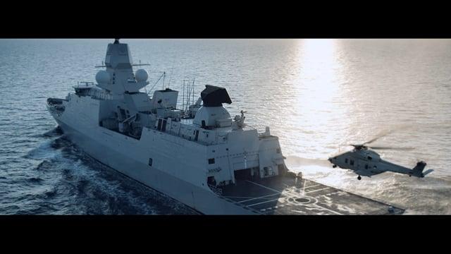 Defensie VEVA mechatronica commercial
