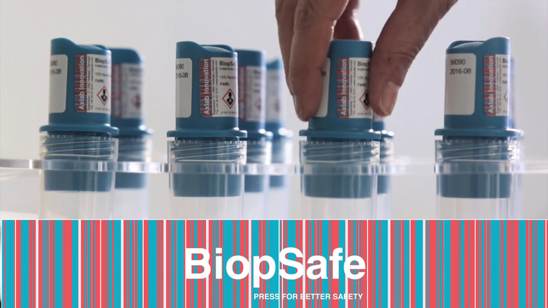 BiopSafe Introduction