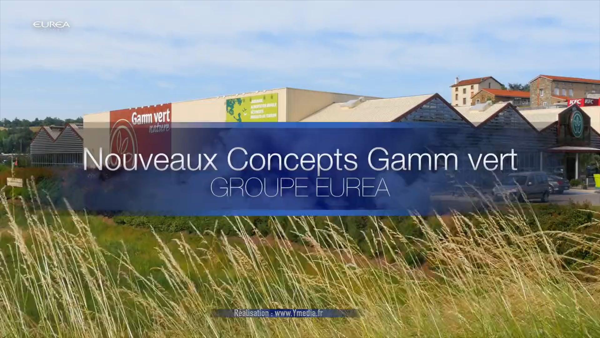 NOUVEAUX CONCEPTS GAMM VERT 2015