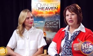 Kate Bosworth and Eve Piper Discuss Film