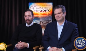 Michael Polish and Rick Jackson Discuss 90 Minutes in Heaven