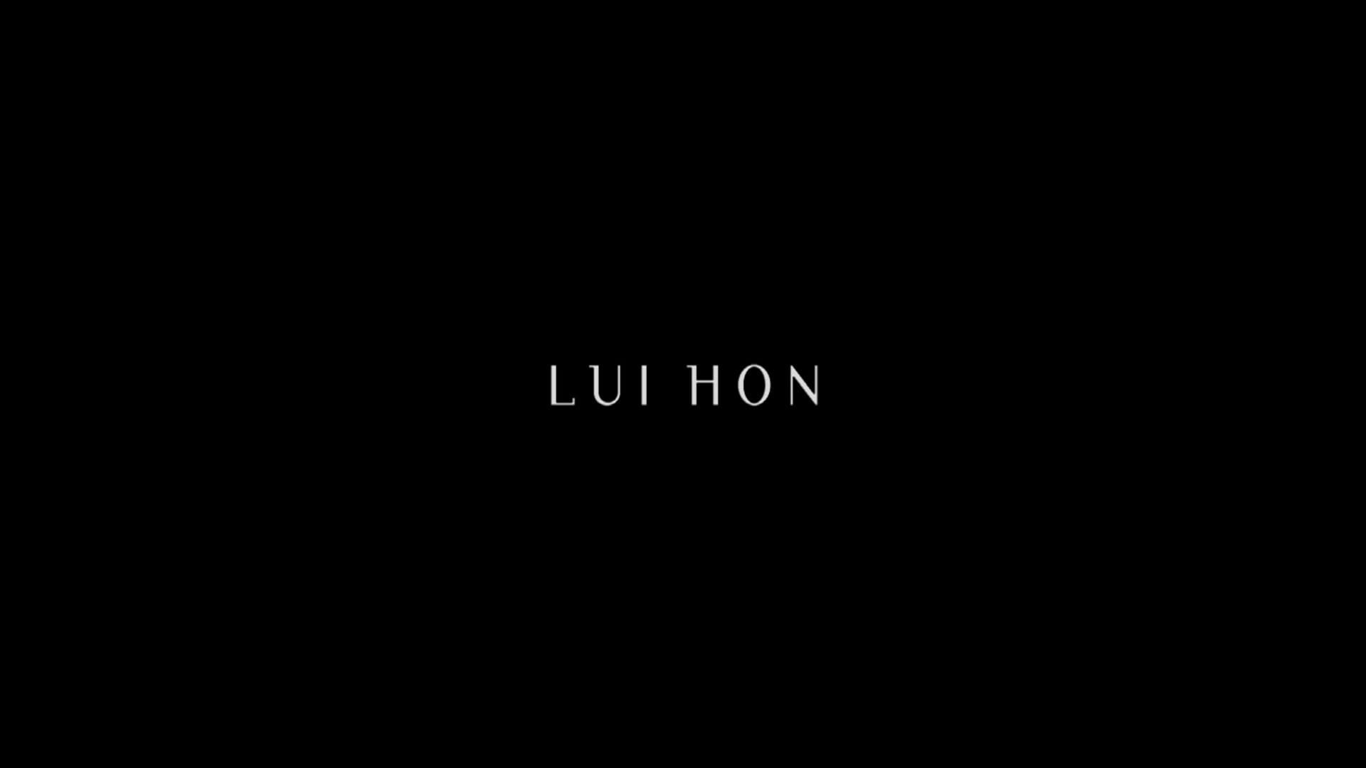 LUI HON x THE DESIGNER THE LABEL