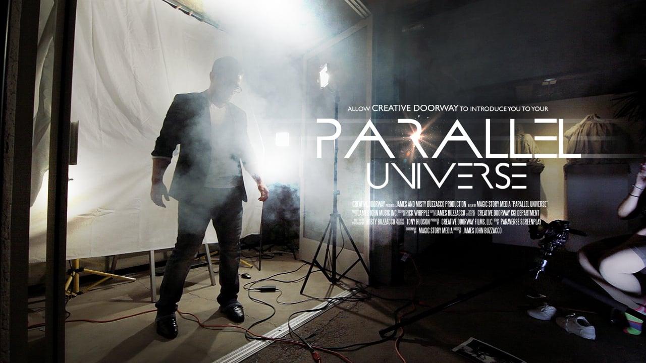 Creative Doorway - Parallel Universe - Behind The Scenes