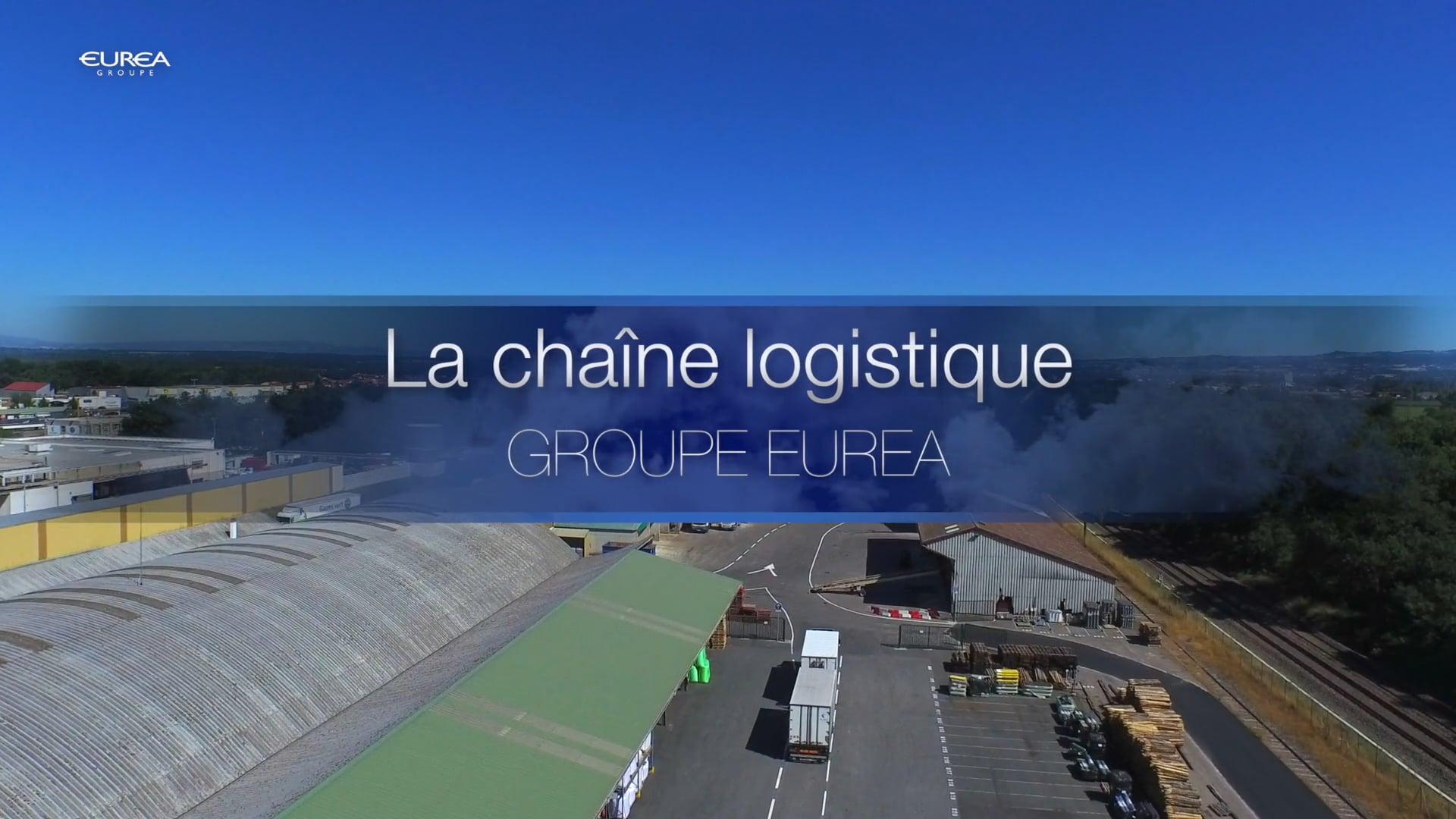 CHAINE LOGISTIQUE GROUPE EUREA 2015
