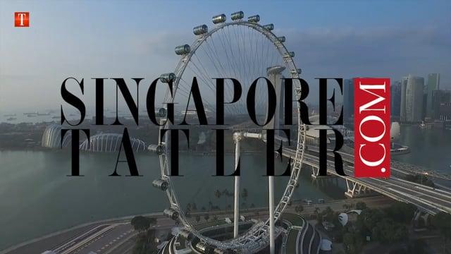 Singapore Tatler .Com Makeover