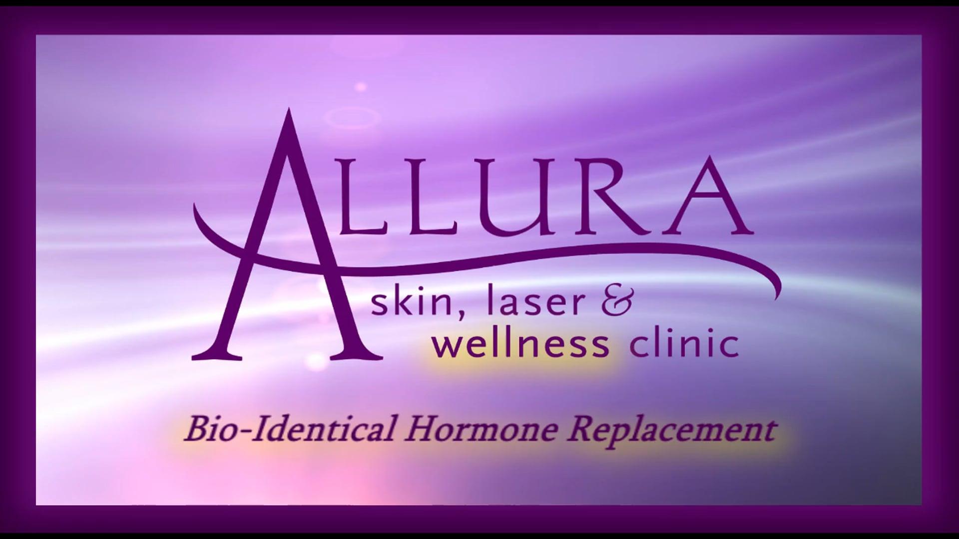 Allura Bio-Identical Hormone Replacement