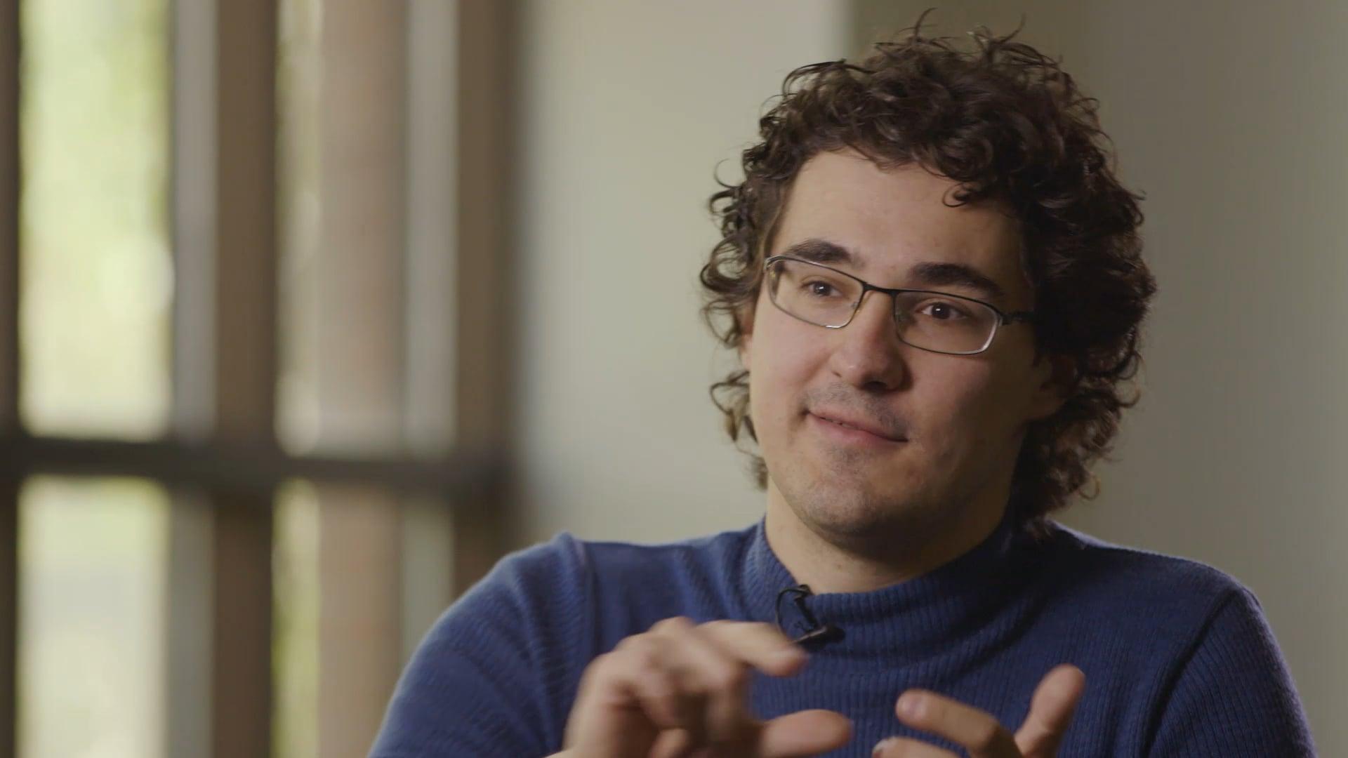 '15 HONENS FINALS: Artem Yasynskyy | Interview
