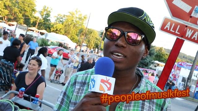 #peopleofmusikfest - #hellooooooladies