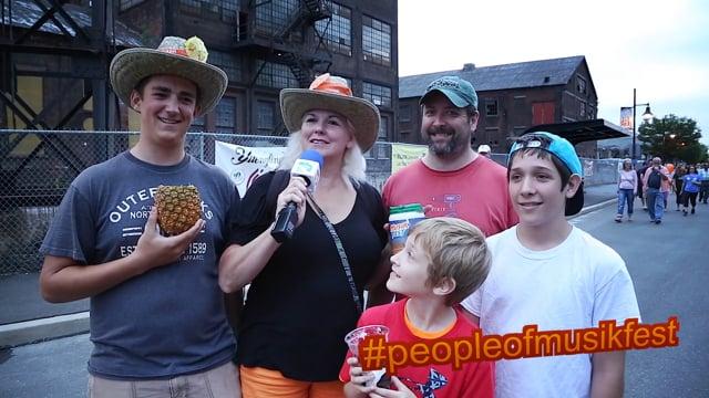 #peopleofmusikfest - #spotify #dontbreaktheneedle