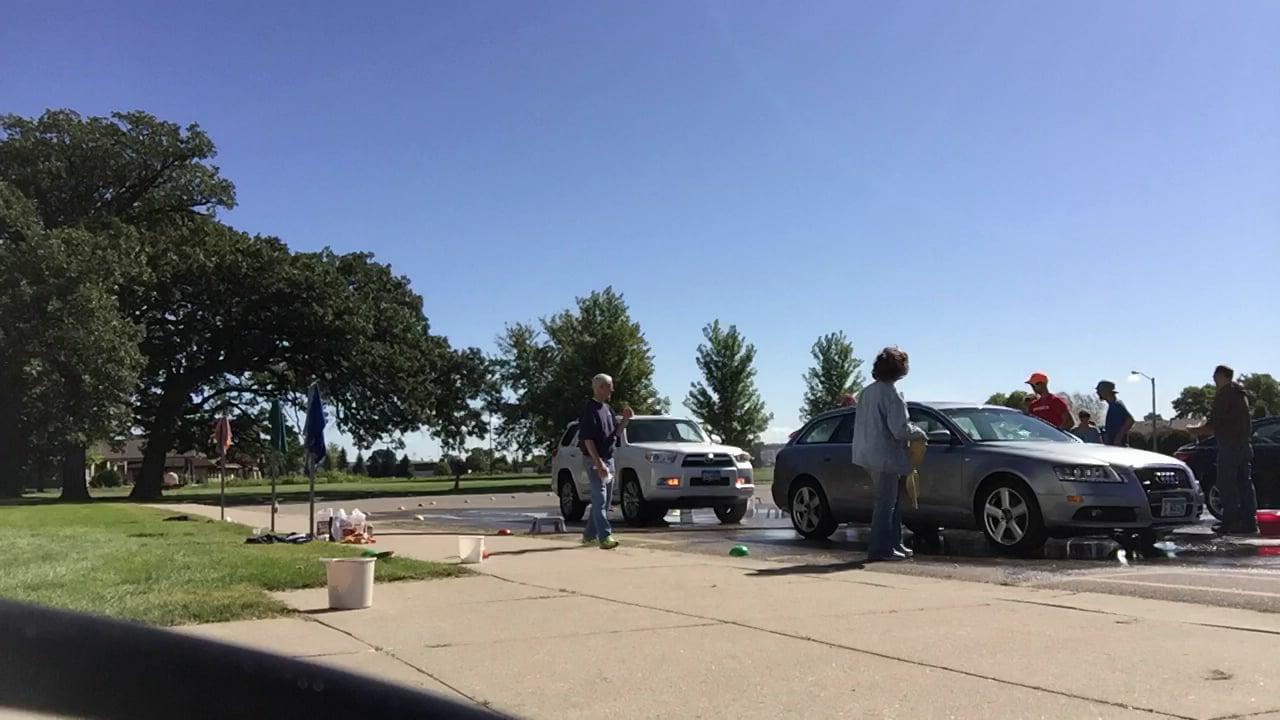 Peace Car Wash Time Lapse September 12, 2015