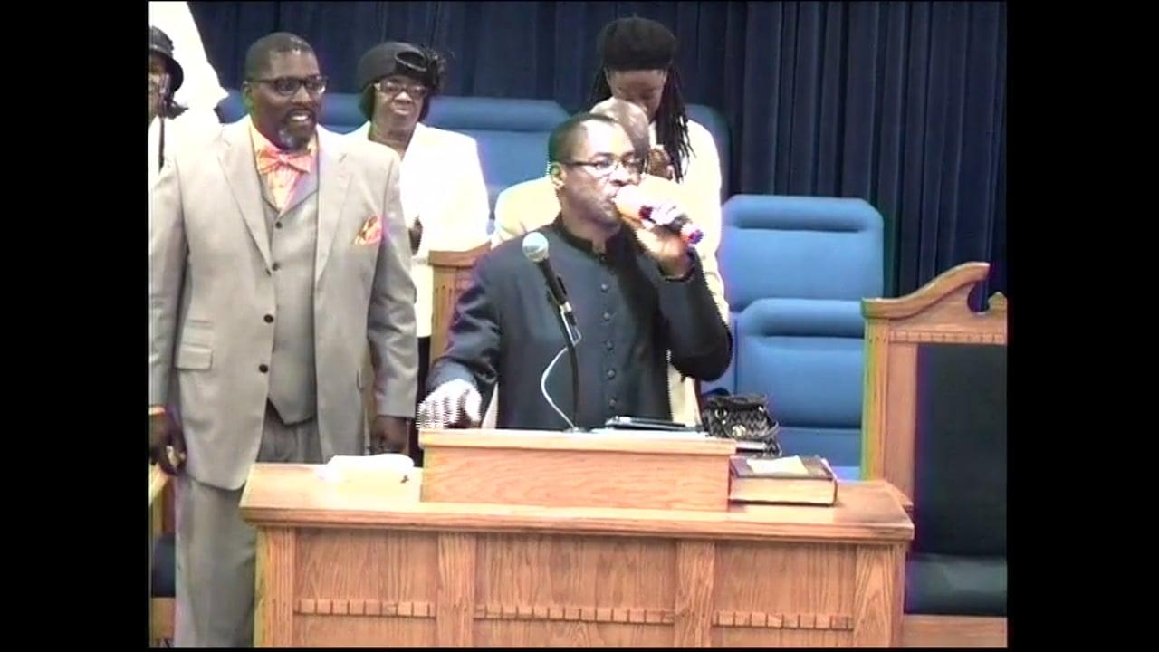 09-09-15, Apostle Delroy Smith, Kingdom First