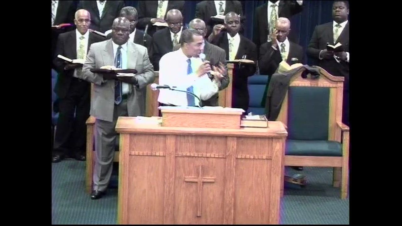 09-10-15, Pastor Audley Castro, Fix The Root--You'll Get The Fruit