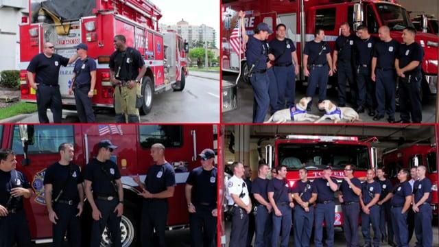 Public Service Announcement Fort Lauderdale Fire Rescue :90 seconds