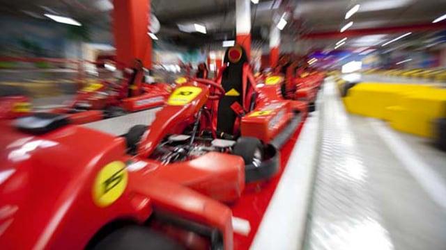 Inaugurazione GoGo Kart