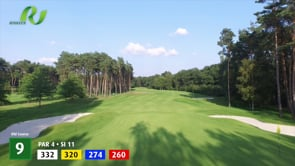 Fly-over Rinkven - South Course 9