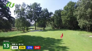 Fly-over Rinkven - South Course 13