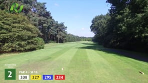 Fly-over Rinkven - North Course 2