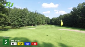 Fly-over Rinkven - North Course 5