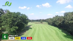 Fly-over Rinkven - North Course 6