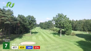 Fly-over Rinkven - North Course 7