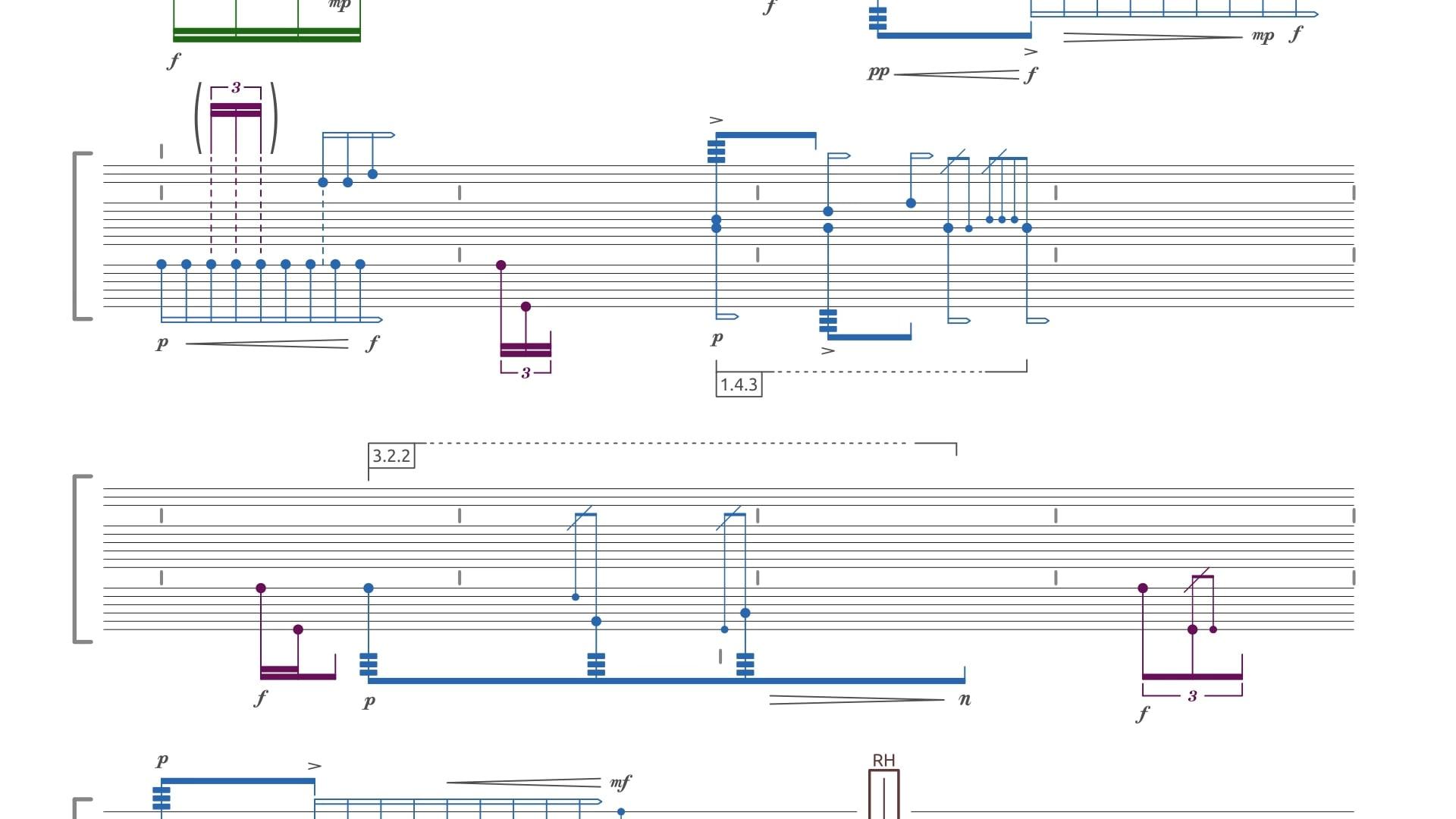 APICAL TOPOGRAPHY // RECORDING + SCORE