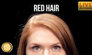 Carolinas Don't Like Redheads