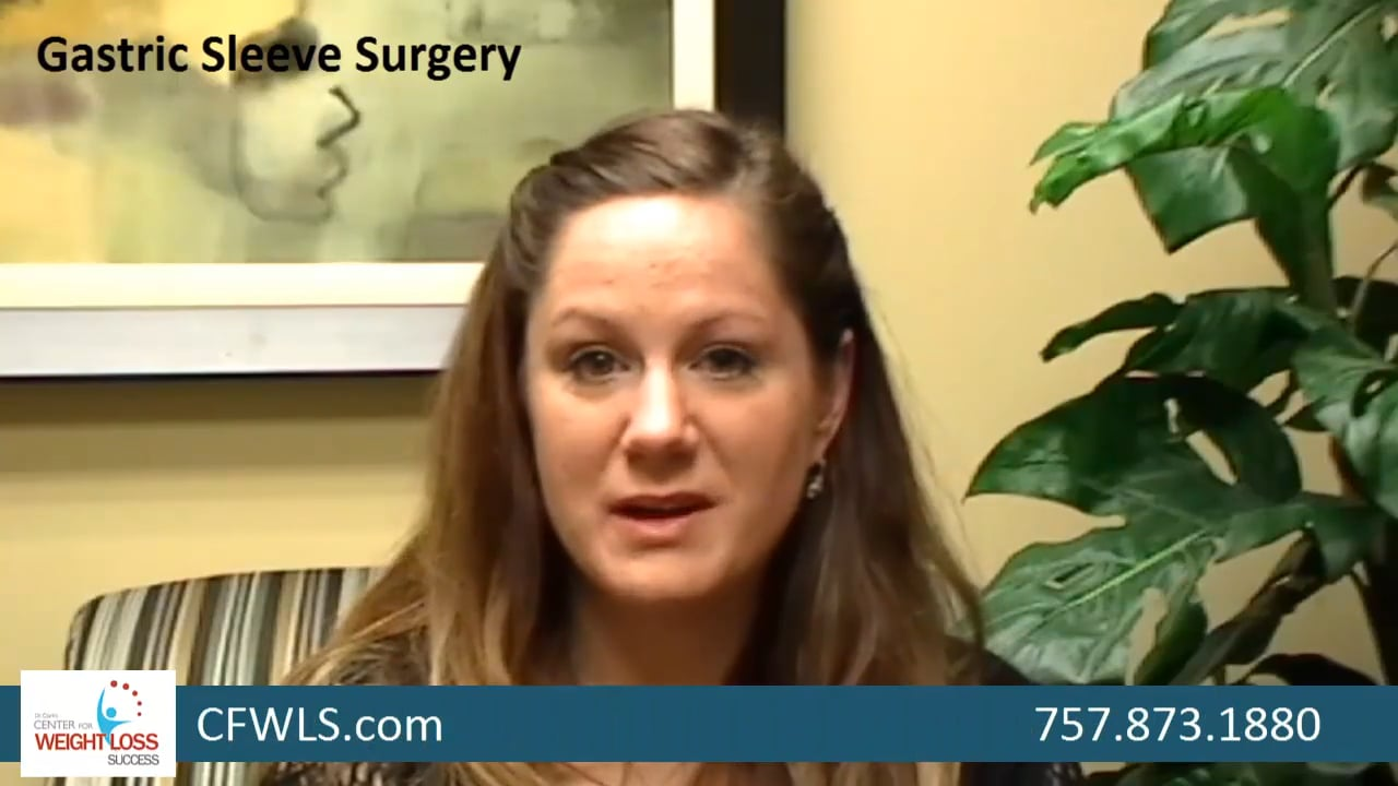 Gastric Sleeve Success Story - I Want You To Have This Life