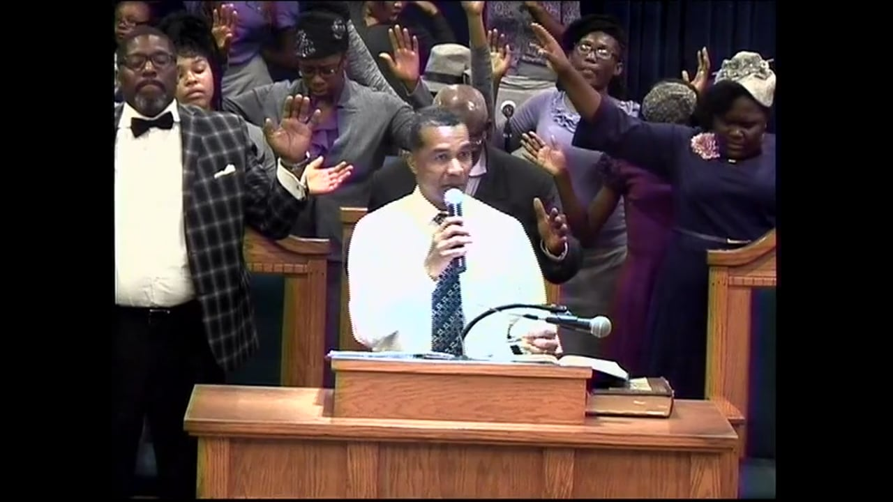 09-12-15, Pastor Audley Castro, Invade Your Realm